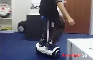 electric unicycle scooter,Airwheel S6