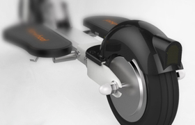 Airwheel Z3 is a perfect combination of humanization and innovation