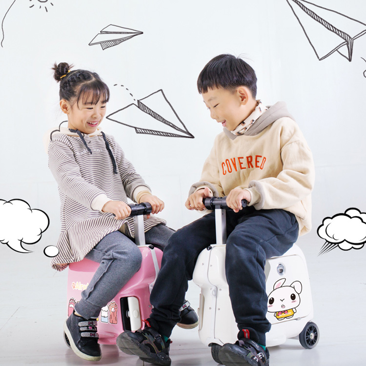 Airwheel SQ3 Kids rideable luggage